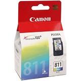 CANON Color Ink Cartridge [CL-811] - Tinta Printer Canon